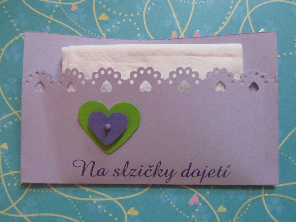 svatební kapesníčky na slzičky dojetí - Obrázek č. 1