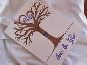 svatební strom -2- na přání,