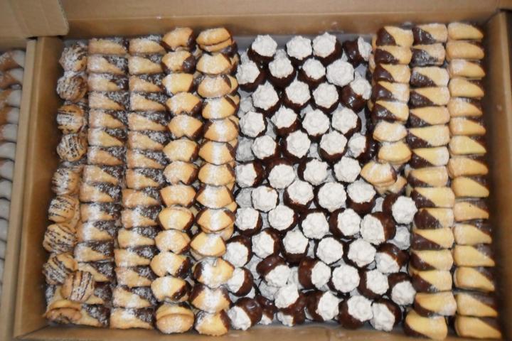 Svatební cukroví a koláčky - Obrázek č. 3