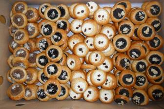 koláčky z pekárny z Kovářova