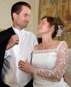 Svadobná vesta s doplnkami, 50