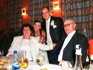 s babičkou a deduškom