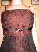 Spoločenské šaty veľ. 36 , 36