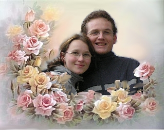 Fotka, ktoru mame na svadobnom oznameni