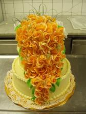 úžasný dort, ten by se mi líbil