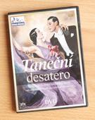 DVD tanečné desatoro (tanečná škola),