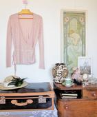 Romantický ružový svetrík, 36