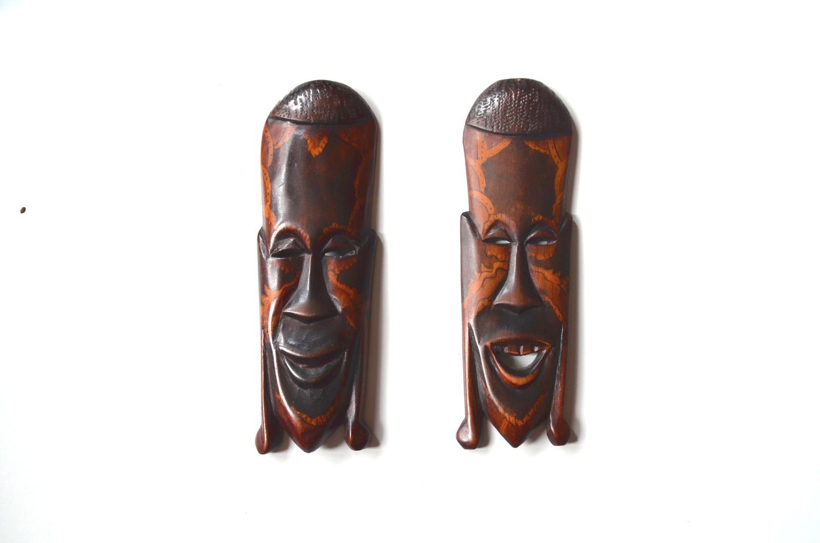 africké masky - Obrázok č. 1