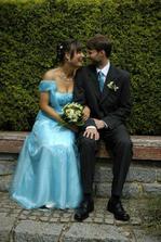 nevěsta nejkrásnější po polibku