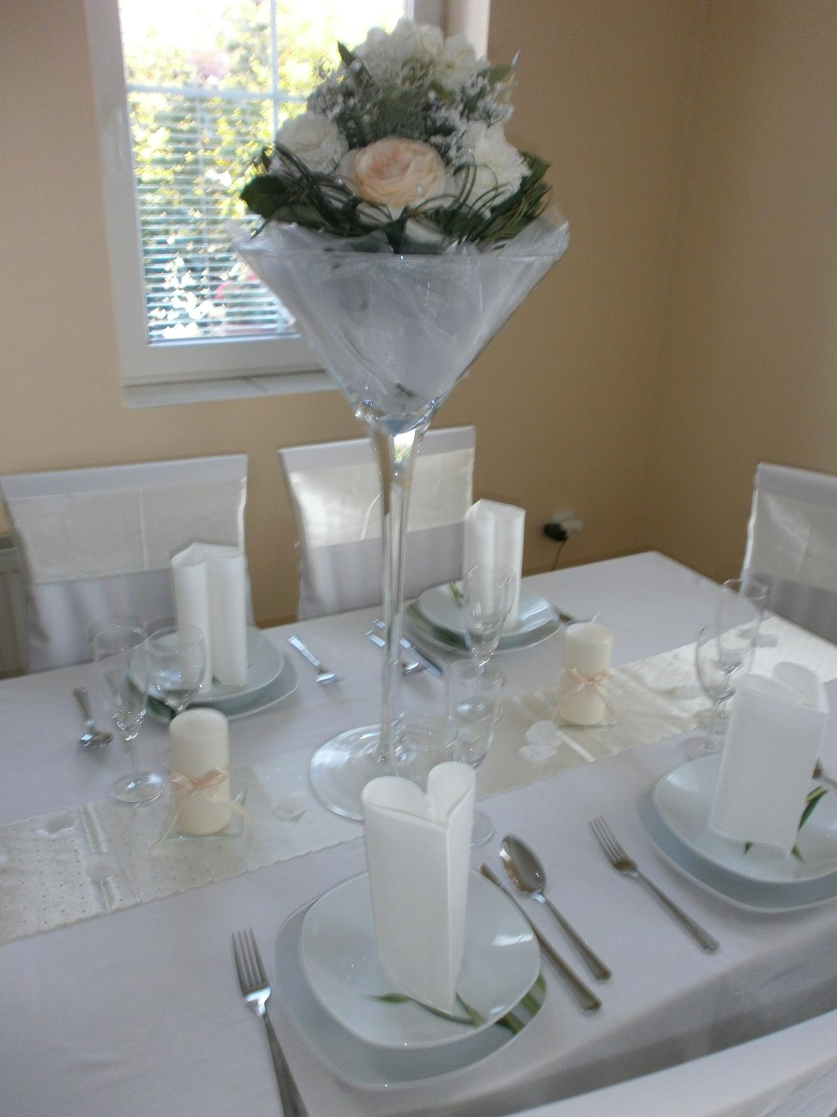 Svadobné dekorácie - Obrázok č. 2