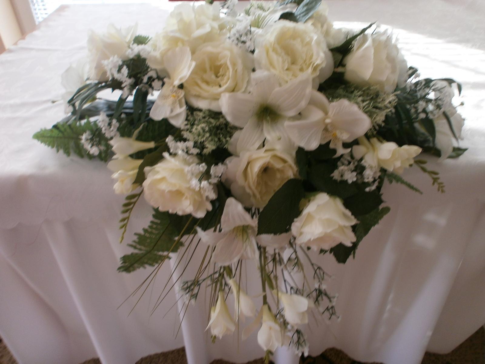 Svadobné dekorácie - Obrázok č. 5