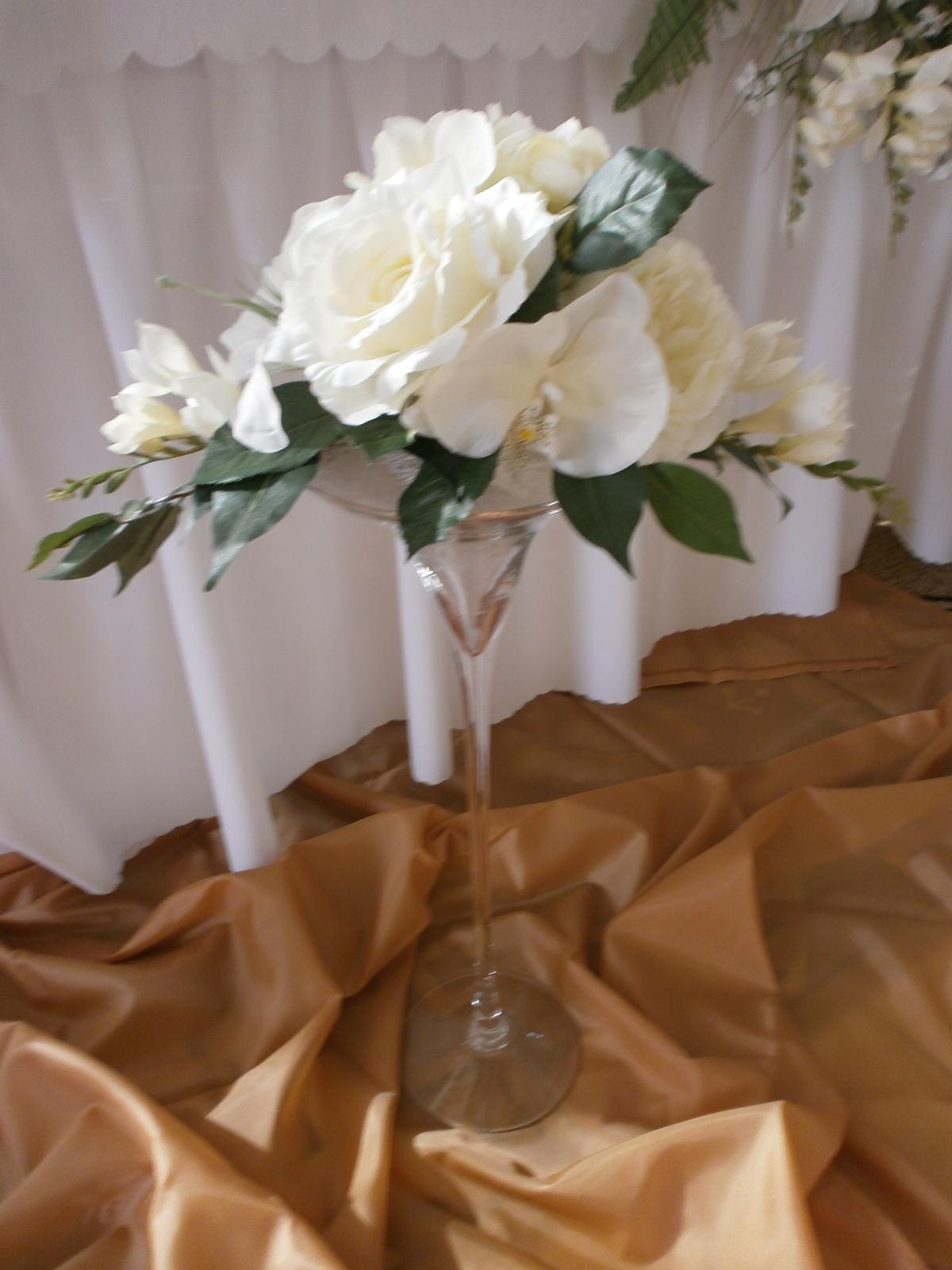 Svadobné dekorácie - Obrázok č. 6