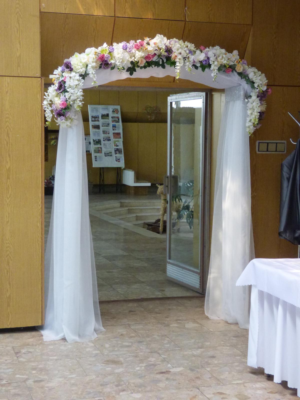Svadobné dekorácie - Obrázok č. 4