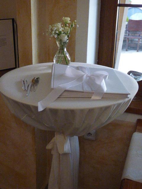 Svadobné dekorácie - požičovňa svadobných dekor. - Obrázok č. 11