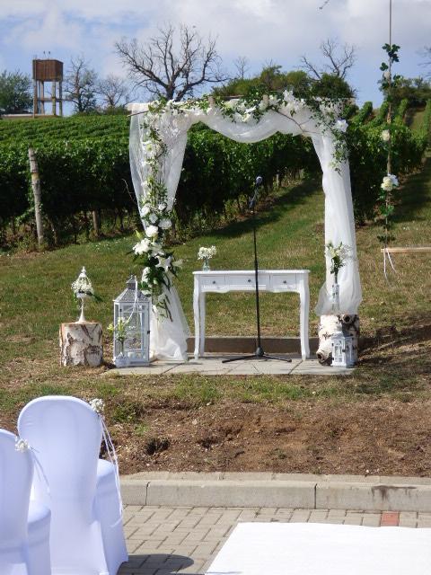 Svadobné dekorácie - požičovňa svadobných dekor. - Obrázok č. 18