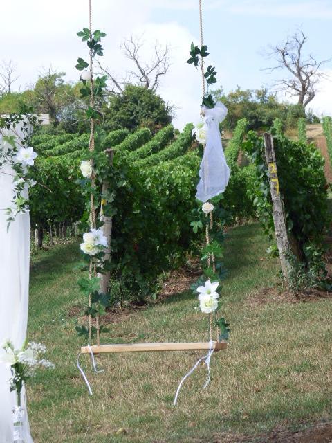 Svadobné dekorácie - požičovňa svadobných dekor. - Obrázok č. 20