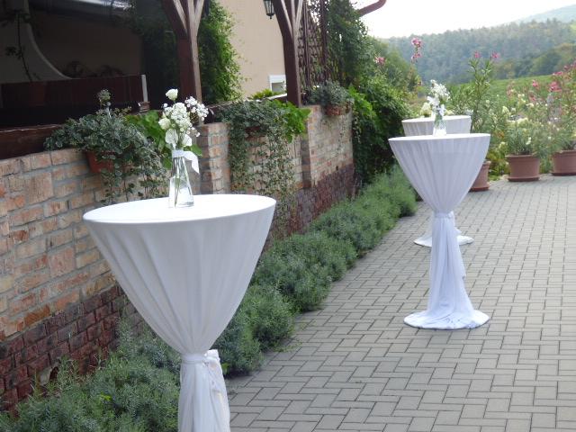 Svadobné dekorácie - požičovňa svadobných dekor. - Obrázok č. 22