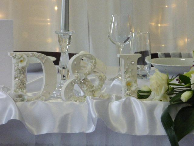 Svadobné dekorácie - požičovňa svadobných dekor. - Obrázok č. 25