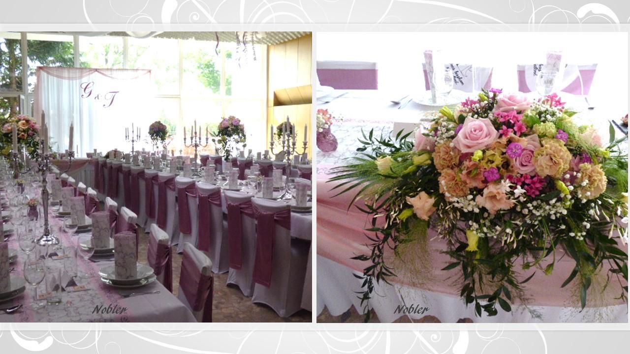 Svadobné dekorácie - požičovňa svadobných dekor. - Obrázok č. 10
