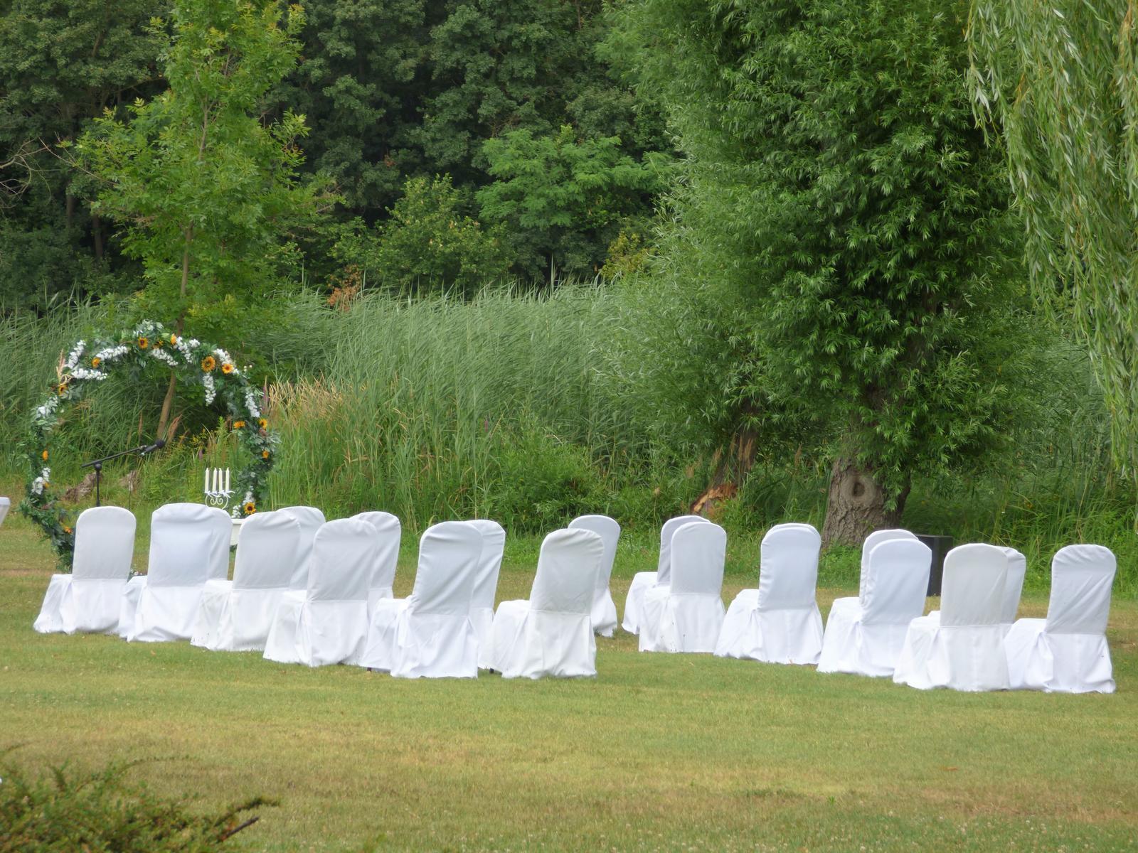 Svadobné dekorácie - požičovňa - Obrázok č. 6
