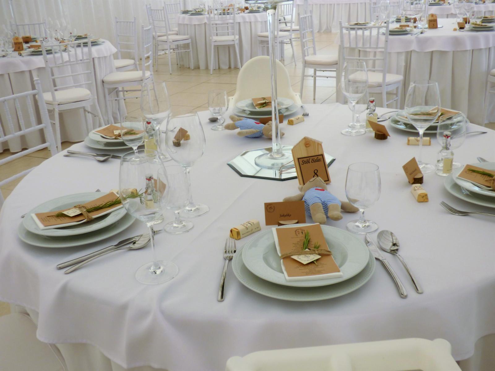 Svadobné dekorácie - požičovňa - Obrázok č. 10