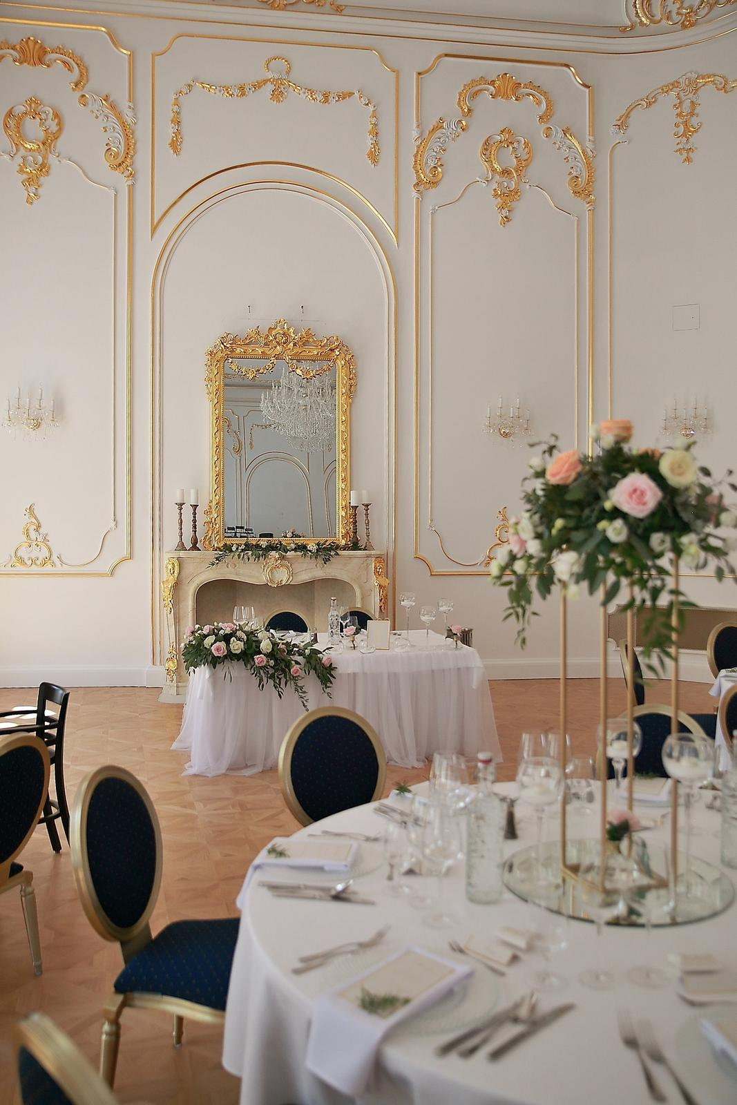Svadobné dekorácie - požičovňa svadobných dekor. - Obrázok č. 4