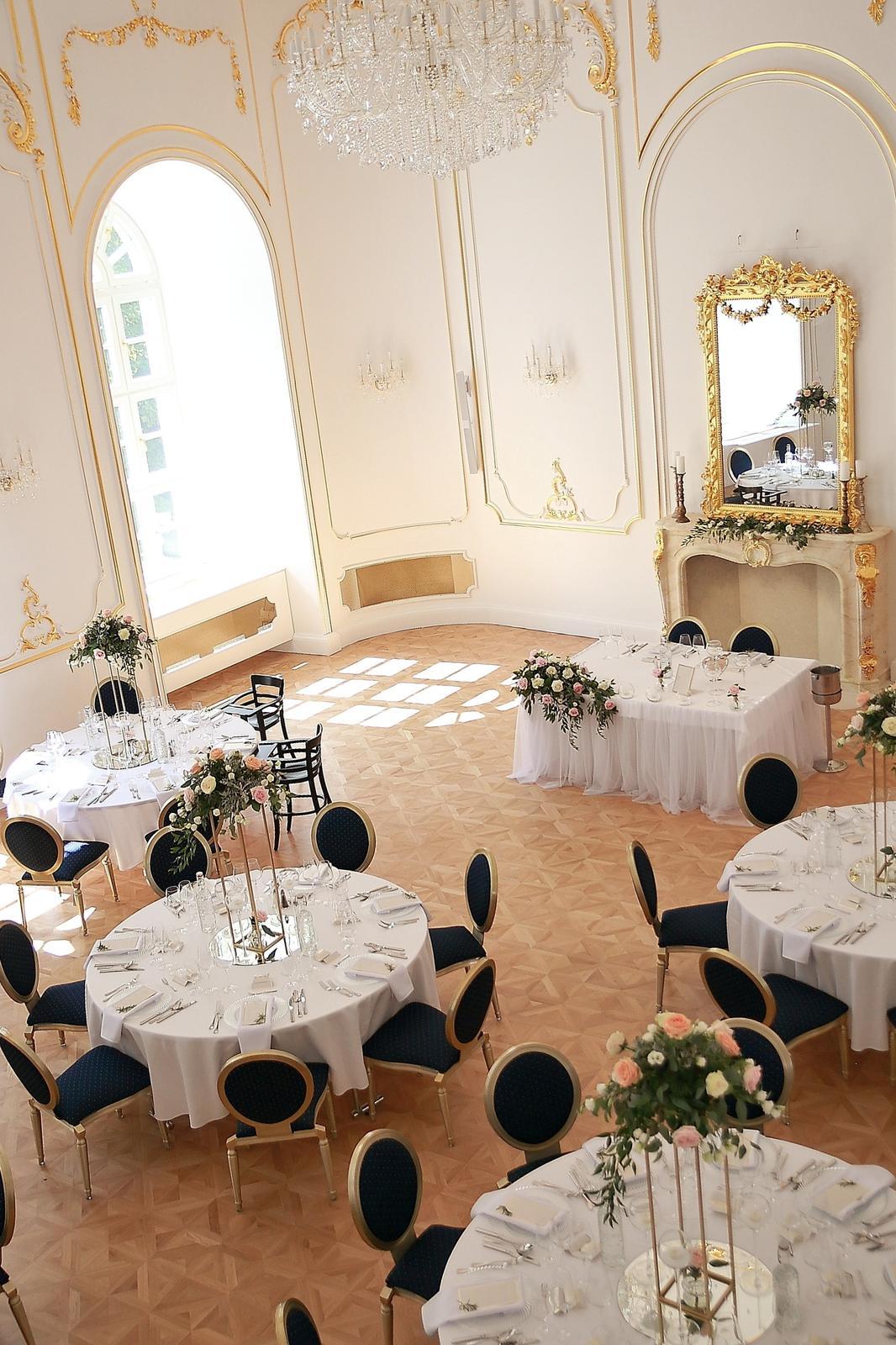 Svadobné dekorácie - požičovňa svadobných dekor. - Obrázok č. 12