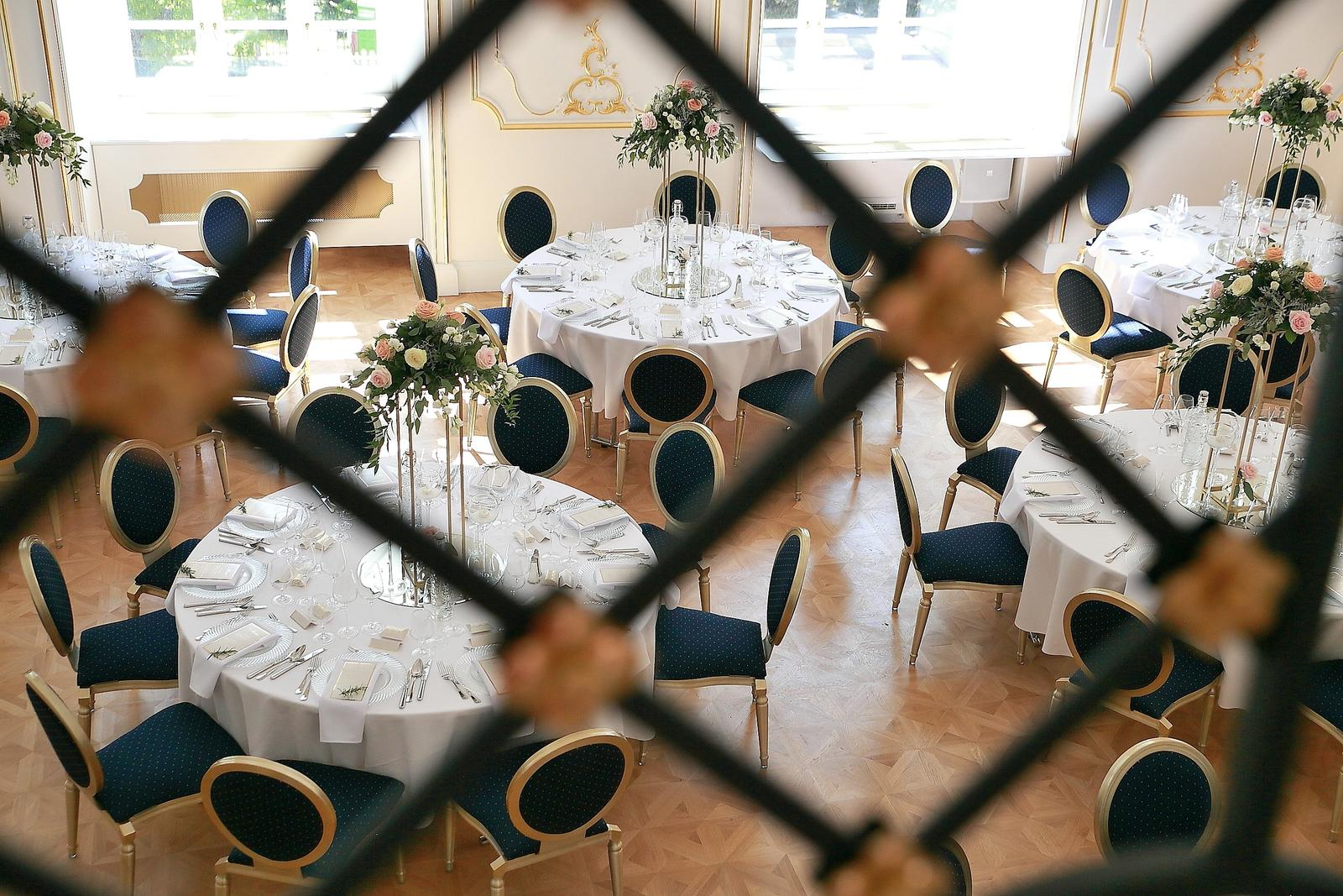 Svadobné dekorácie - požičovňa svadobných dekor. - Obrázok č. 13