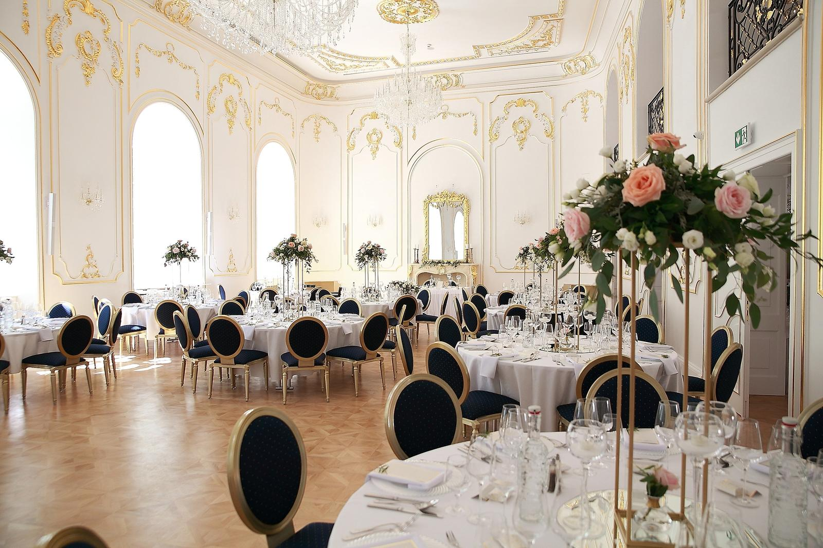 Svadobné dekorácie - požičovňa svadobných dekor. - Obrázok č. 14