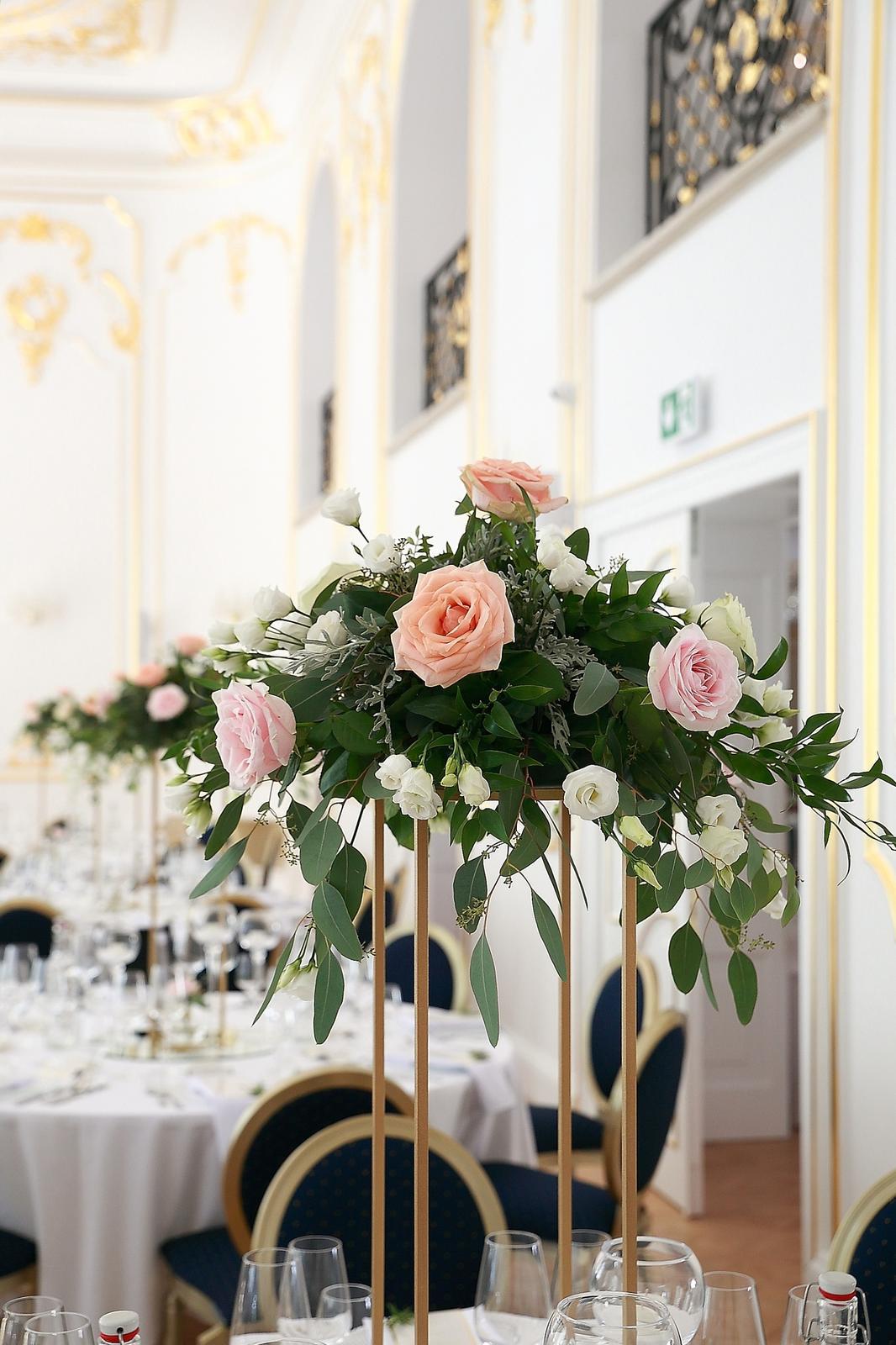 Svadobné dekorácie - požičovňa svadobných dekor. - Obrázok č. 15