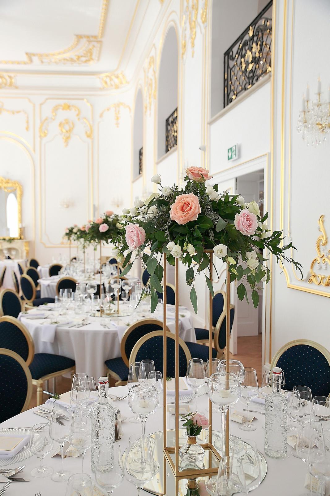 Svadobné dekorácie - požičovňa svadobných dekor. - Obrázok č. 16
