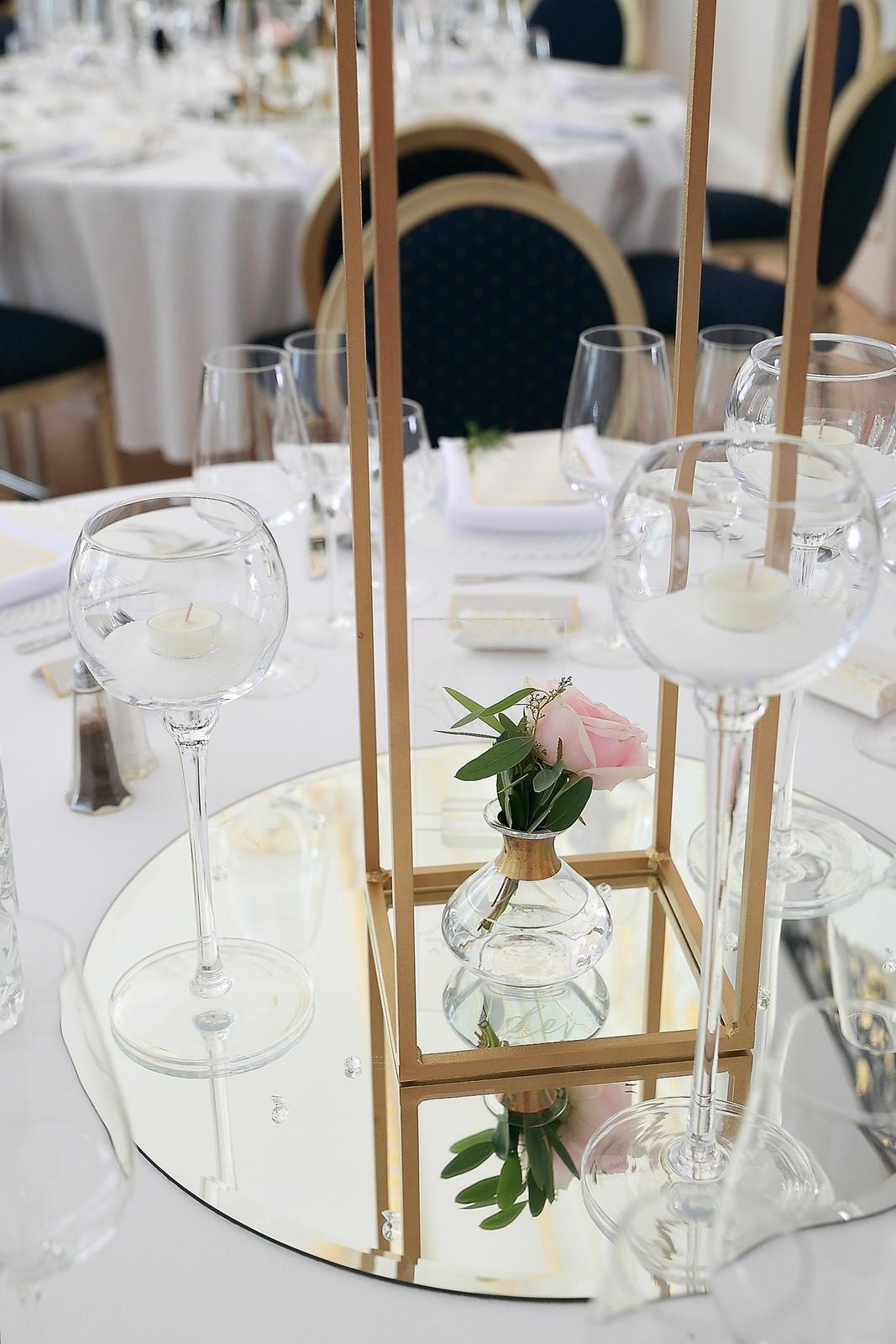 Svadobné dekorácie - požičovňa svadobných dekor. - Obrázok č. 17