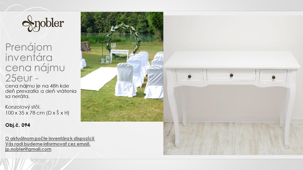 obradný stôl - Obrázok č. 1
