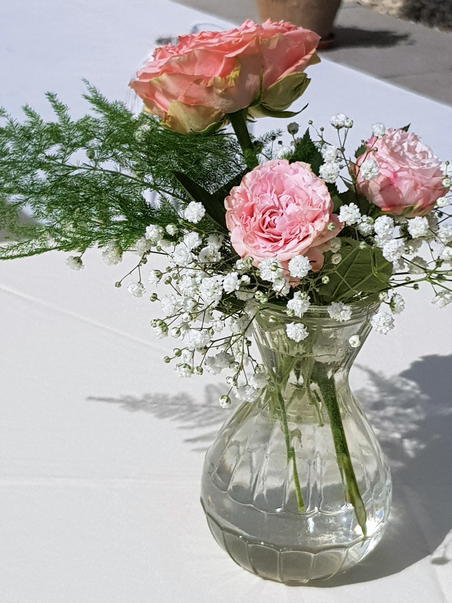 Svadobné dekorácie - Obrázok č. 1