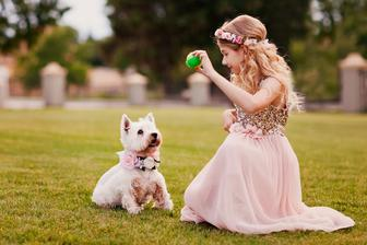 Nabuska mala celu svadbu u chvostiku hhh tu len lopticky zaujimali :-)