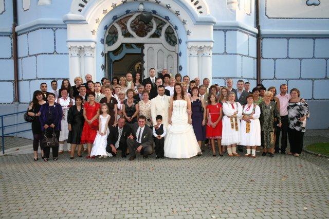 Lucia{{_AND_}}Edko - svadobčania...