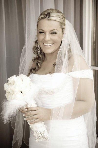 Petra Moravcikova{{_AND_}}Venkatesh Naik - Happy Bride