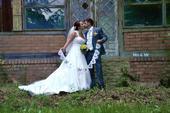 Svatební šaty, velikost 44-48, 46