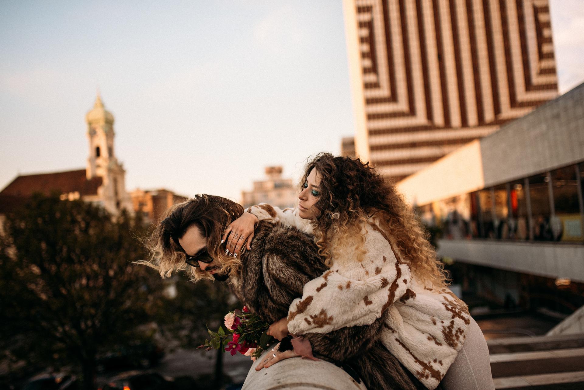 Divoká Rock´n´Roll svadba v mestskom štýle - Obrázok č. 3