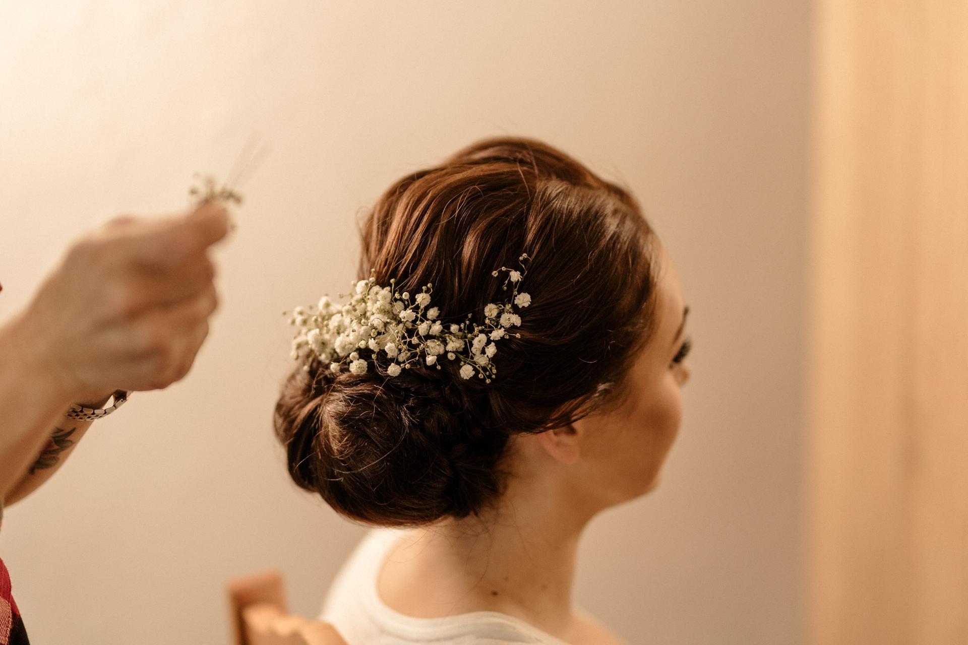 A bola svadba ! ❤️