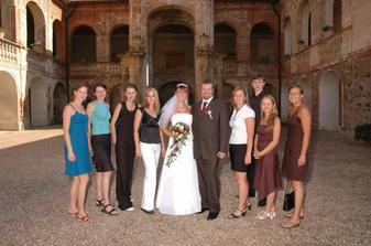 kolegové nevěsty