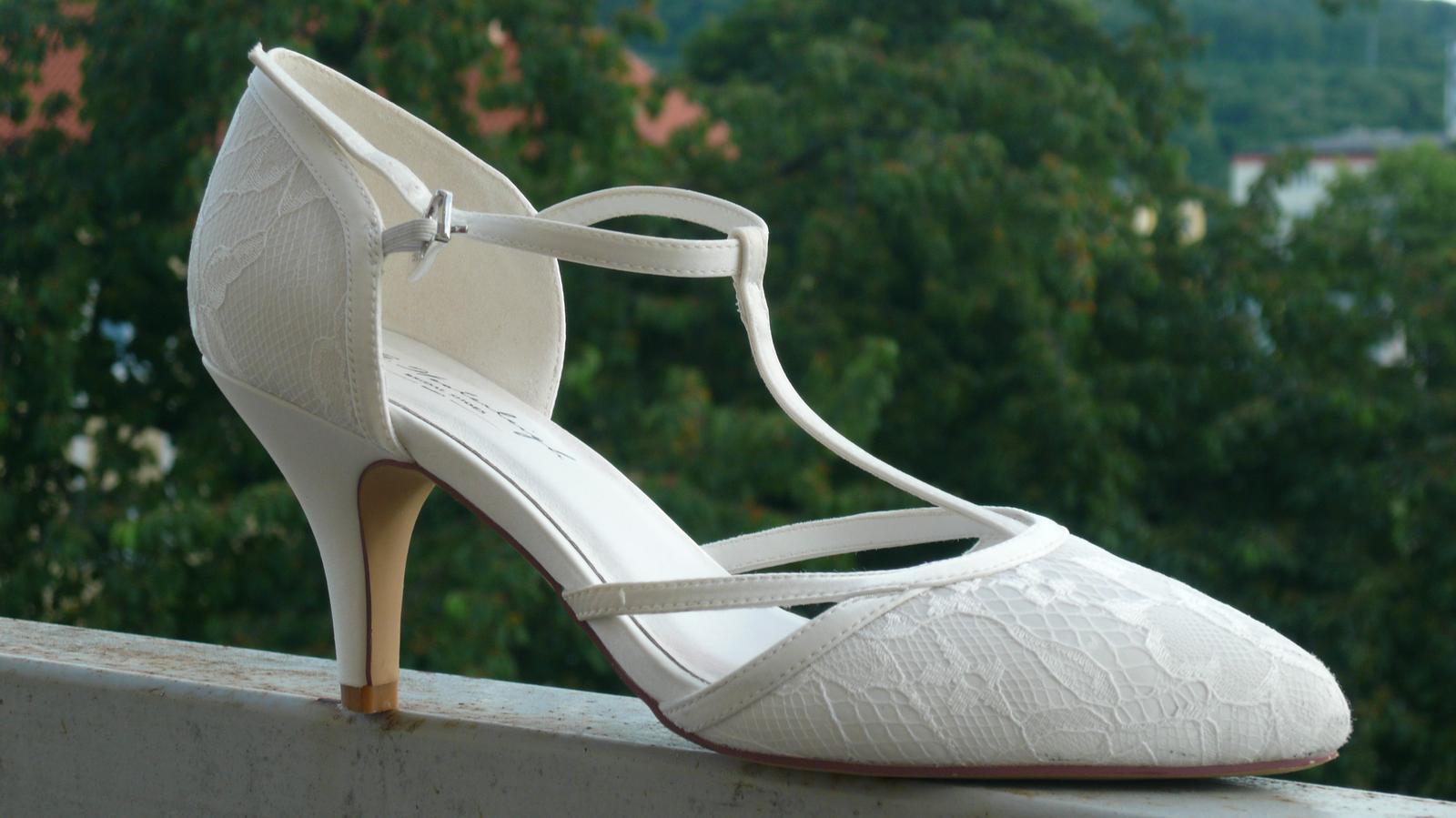 Top stav - svadobné topánky G.Westerleigh  - Obrázok č. 1