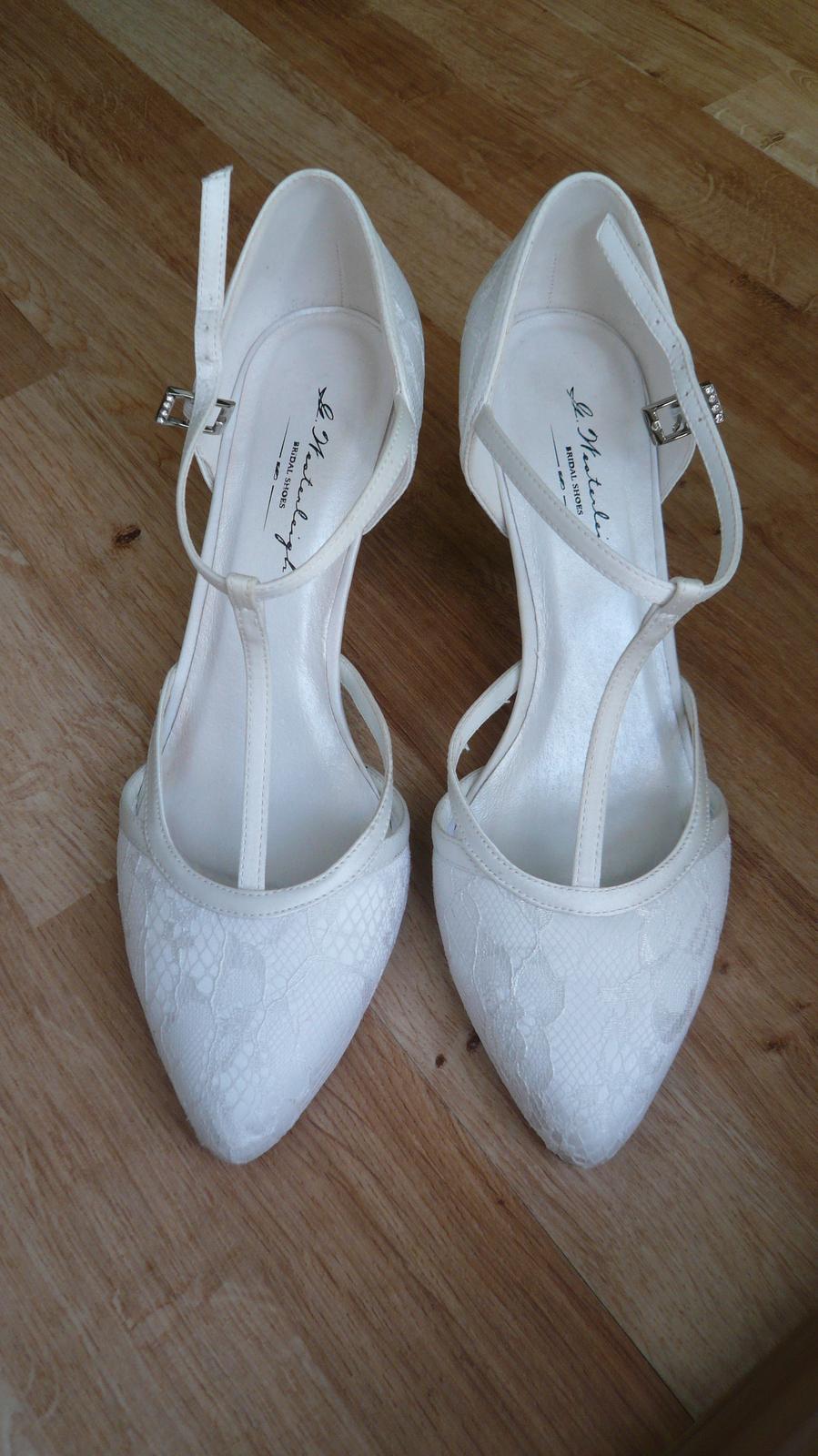 Top stav - svadobné topánky G.Westerleigh  - Obrázok č. 2