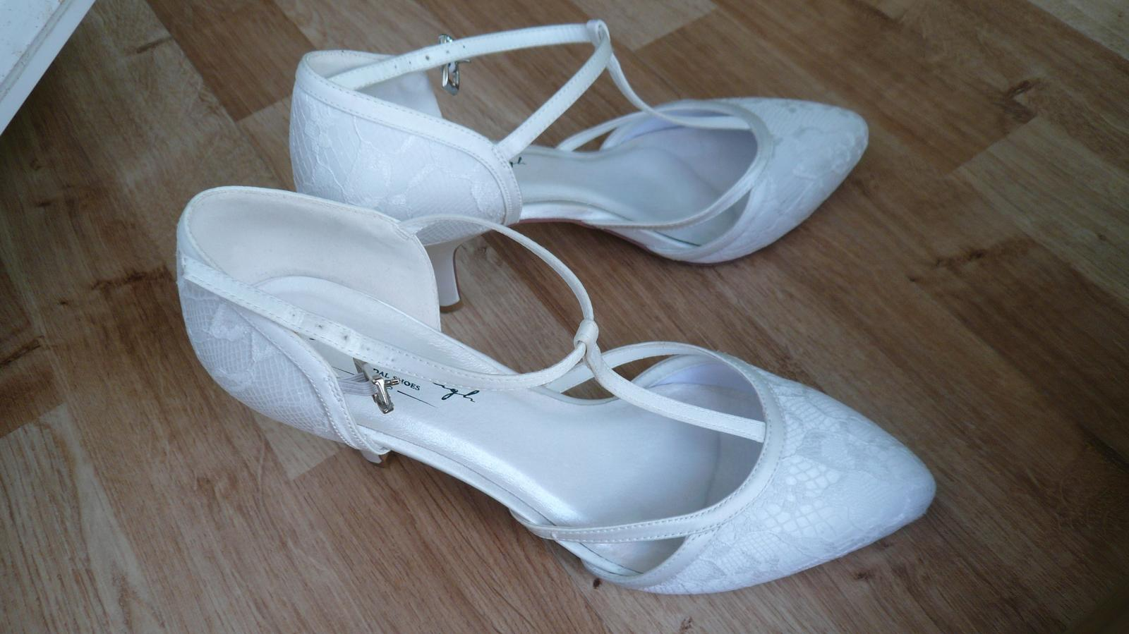 Top stav - svadobné topánky G.Westerleigh  - Obrázok č. 4