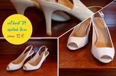 Sandále, lodičky, čižmy, balerínky, 39