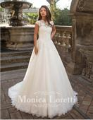 Svadobne saty Monica Loretti, 36