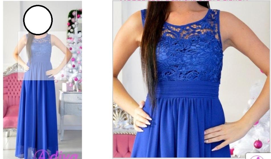 Svetlo modré šaty - Obrázok č. 2