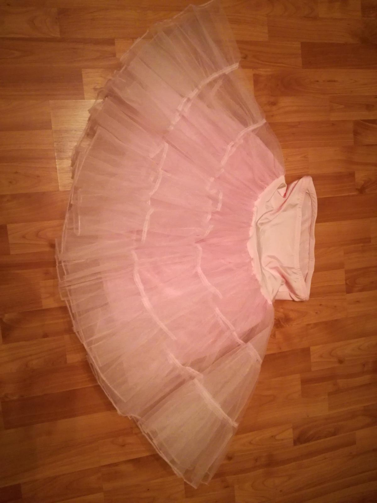 Staroružovē šaty veľkosti 10 - Obrázok č. 4