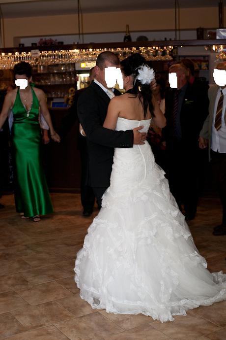 Svadobné šaty originál Pronovias - Obrázok č. 4
