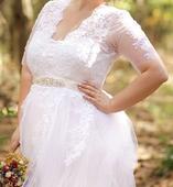 Tehu svadobné šaty, 46